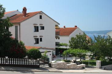 Crikvenica, Crikvenica, Property 5494 - Apartments with pebble beach.