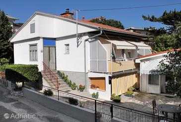 Selce, Crikvenica, Property 5495 - Apartments in Croatia.