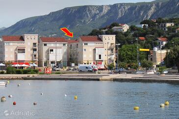 Novi Vinodolski, Novi Vinodolski, Property 5505 - Apartments in Croatia.