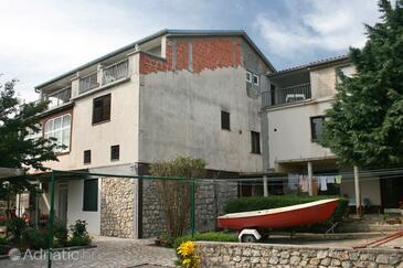 Jadranovo, Crikvenica, Property 5507 - Apartments with pebble beach.