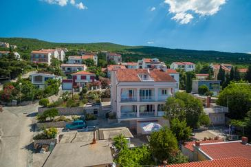 Dramalj, Crikvenica, Property 5515 - Apartments by the sea.