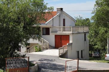 Jadranovo, Crikvenica, Obiekt 5517 - Apartamenty ze żwirową plażą.