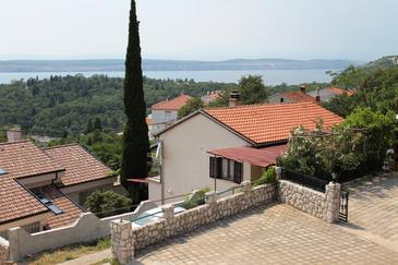 Dramalj, Crikvenica, Property 5522 - Apartments by the sea.