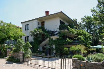 Jadranovo, Crikvenica, Объект 5533 - Апартаменты в Хорватии.