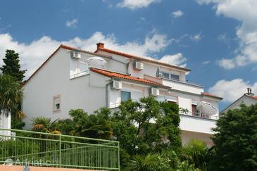 Dramalj, Crikvenica, Property 5534 - Apartments with pebble beach.