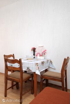 Povile, Dining room in the apartment.
