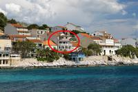 Apartments by the sea Milna (Hvar) - 554