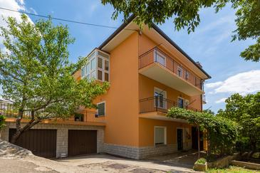 Novi Vinodolski, Novi Vinodolski, Объект 5541 - Апартаменты в Хорватии.