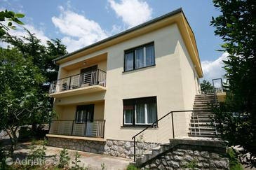 Jadranovo, Crikvenica, Property 5543 - Apartments with pebble beach.