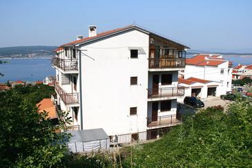 Crikvenica, Crikvenica, Property 5549 - Apartments with pebble beach.