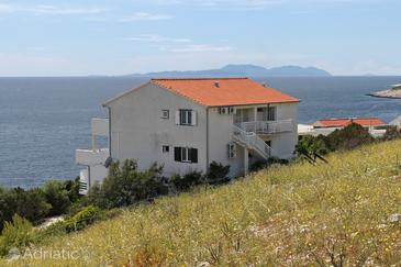 Milna, Hvar, Property 555 - Apartments and Rooms near sea with pebble beach.