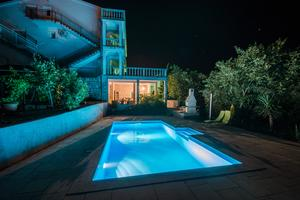Apartments with a swimming pool Dramalj, Crikvenica - 5551