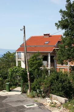 Crikvenica, Crikvenica, Obiekt 5554 - Apartamenty z piaszczystą plażą.