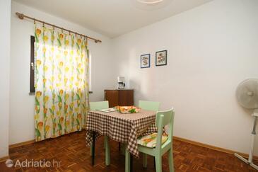 Crikvenica, Столовая в размещении типа apartment, WiFi.