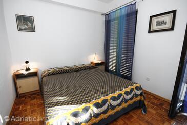 Crikvenica, Schlafzimmer in folgender Unterkunftsart room, Klimaanlage vorhanden und WiFi.