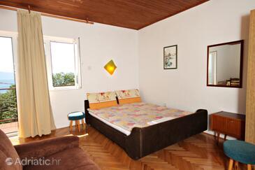 Klenovica, Гостиная в размещении типа apartment, доступный кондиционер и WiFi.