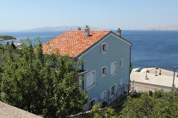 Senj, Senj, Property 5560 - Apartments and Rooms with pebble beach.