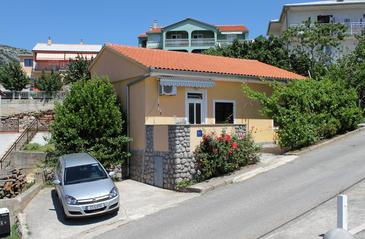 Senj, Senj, Property 5568 - Vacation Rentals with pebble beach.