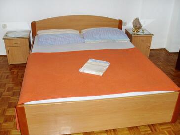 Senj, Bedroom 1 in the apartment, WIFI.