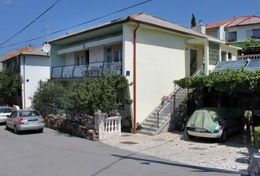Senj, Senj, Property 5572 - Apartments with pebble beach.