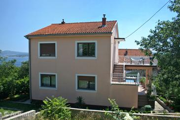 Dramalj, Crikvenica, Property 5576 - Apartments with pebble beach.