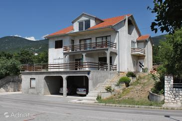 Klenovica, Novi Vinodolski, Property 5581 - Apartments by the sea.