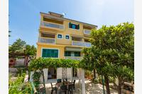 Apartments by the sea Crikvenica - 5585