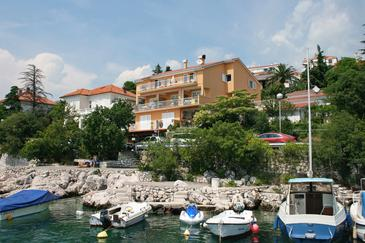 Dramalj, Crikvenica, Obiekt 5586 - Apartamenty przy morzu.