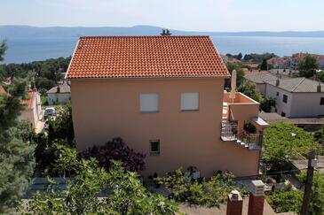 Novi Vinodolski, Novi Vinodolski, Obiekt 5588 - Pokoje w Chorwacji.