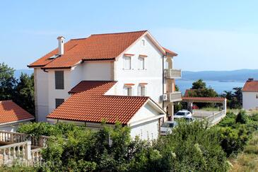 Crikvenica, Crikvenica, Объект 5589 - Апартаменты с галечным пляжем.