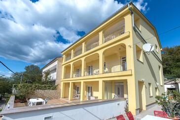Dramalj, Crikvenica, Property 5592 - Apartments with pebble beach.
