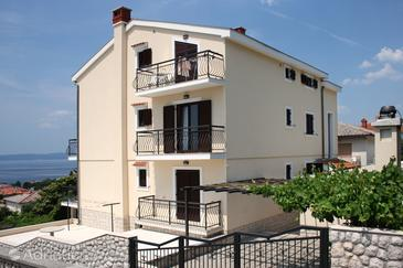 Novi Vinodolski, Novi Vinodolski, Hébergement 5593 - Appartement en Croatie.