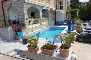 Rodinné apartmány s bazénem Dramalj, Crikvenica - 5594