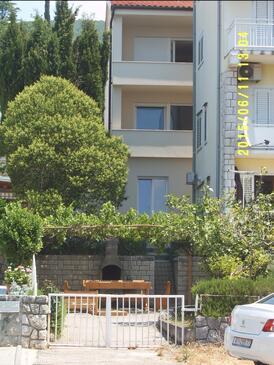 Dramalj, Crikvenica, Property 5597 - Apartments near sea with pebble beach.