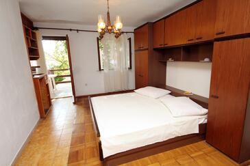 Sumartin, Pokój dzienny w zakwaterowaniu typu apartment, dopusteni kucni ljubimci i WIFI.