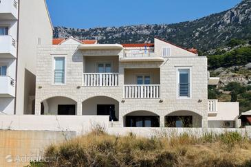 Bol, Brač, Property 5631 - Apartments with pebble beach.