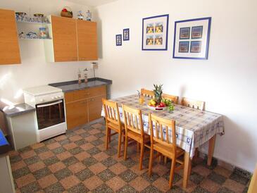 Pobij, Sufragerie în unitate de cazare tip apartment, WiFi.