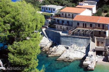 Pobij, Hvar, Property 5633 - Apartments near sea with pebble beach.