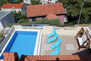 Family friendly house with a swimming pool Postira (Brač) - 5661