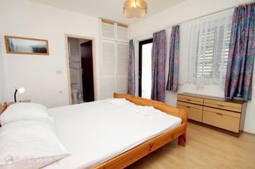 Uvala Lozna, Bedroom in the room.
