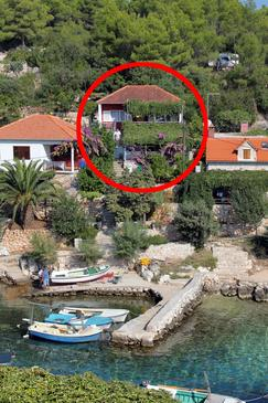 Mudri Dolac, Hvar, Property 5692 - Apartments by the sea.