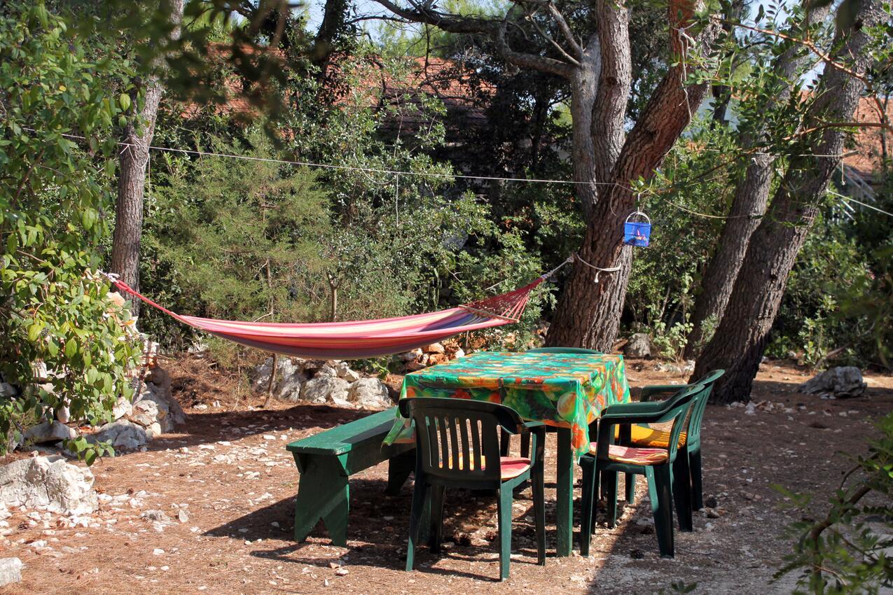 Ferienwohnung im Ort Mudri Dolac (Hvar), Kapazität 2+2 (1011575), Vrbanj, Insel Hvar, Dalmatien, Kroatien, Bild 1