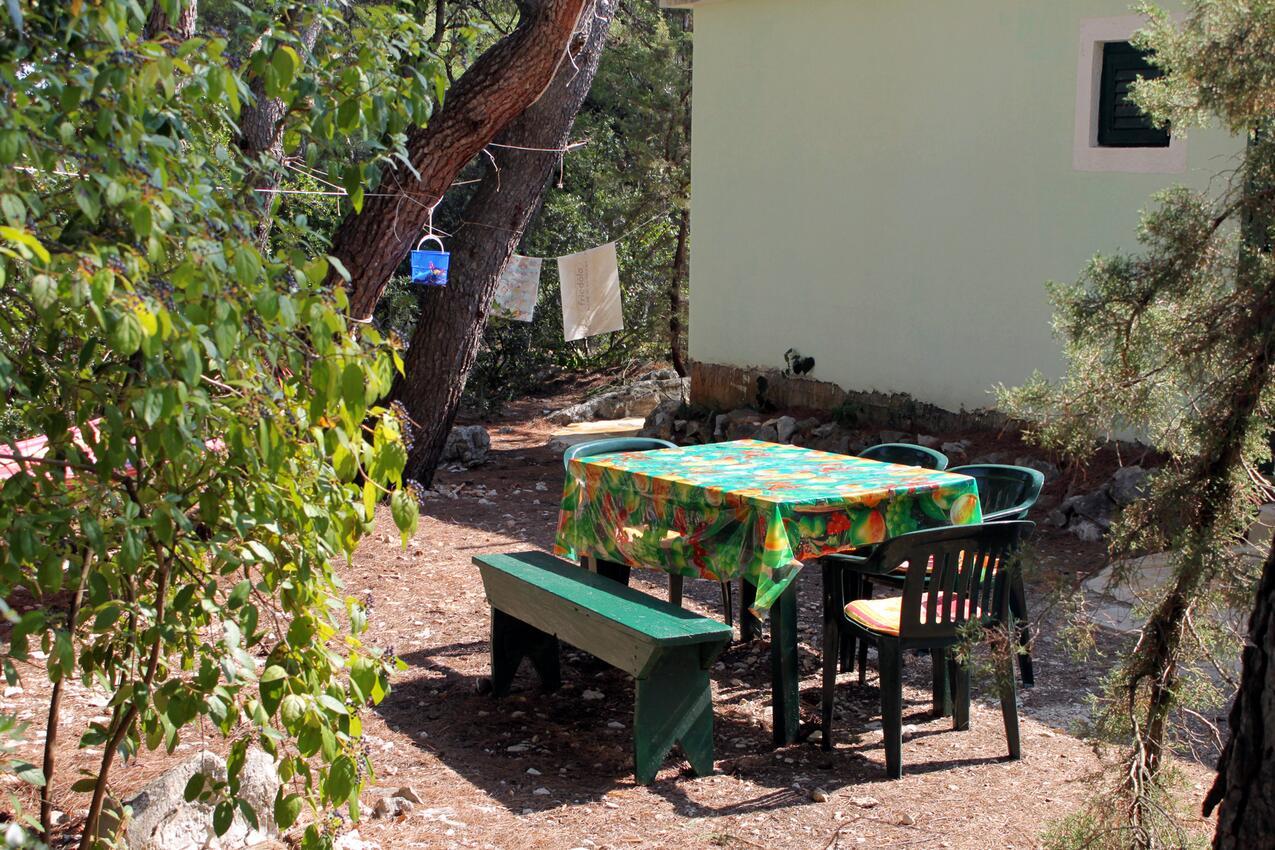 Ferienwohnung im Ort Mudri Dolac (Hvar), Kapazität 2+2 (1011575), Vrbanj, Insel Hvar, Dalmatien, Kroatien, Bild 9