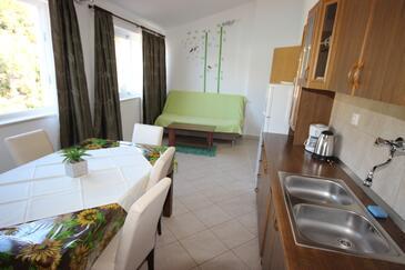 Prapatna, Obývací pokoj v ubytování typu apartment, WiFi.