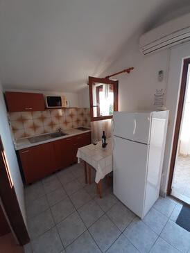 Bojanić Bad, Jedilnica v nastanitvi vrste apartment, dostopna klima, Hišni ljubljenčki dovoljeni in WiFi.