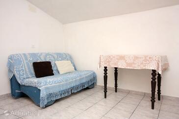 Bojanić Bad, Esszimmer in folgender Unterkunftsart apartment, Haustiere erlaubt und WiFi.