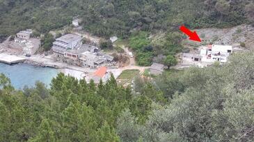 Bristova, Hvar, Objekt 5716 - Ubytování v blízkosti moře s oblázkovou pláží.
