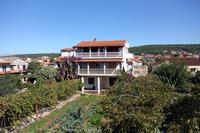 Apartmány s parkovištěm Bibinje (Zadar) - 5732
