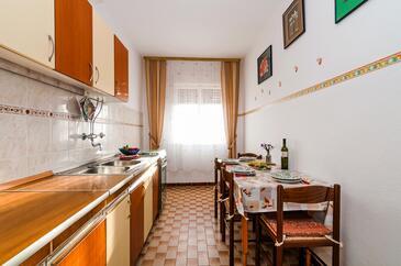 Privlaka, Столовая в размещении типа apartment, WiFi.