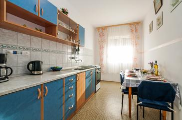 Privlaka, Esszimmer in folgender Unterkunftsart apartment, WiFi.